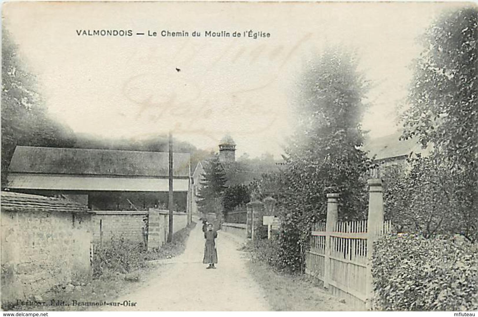 95* VALMONDOIS    Chemin Du Moulin         MA98,1062 - France