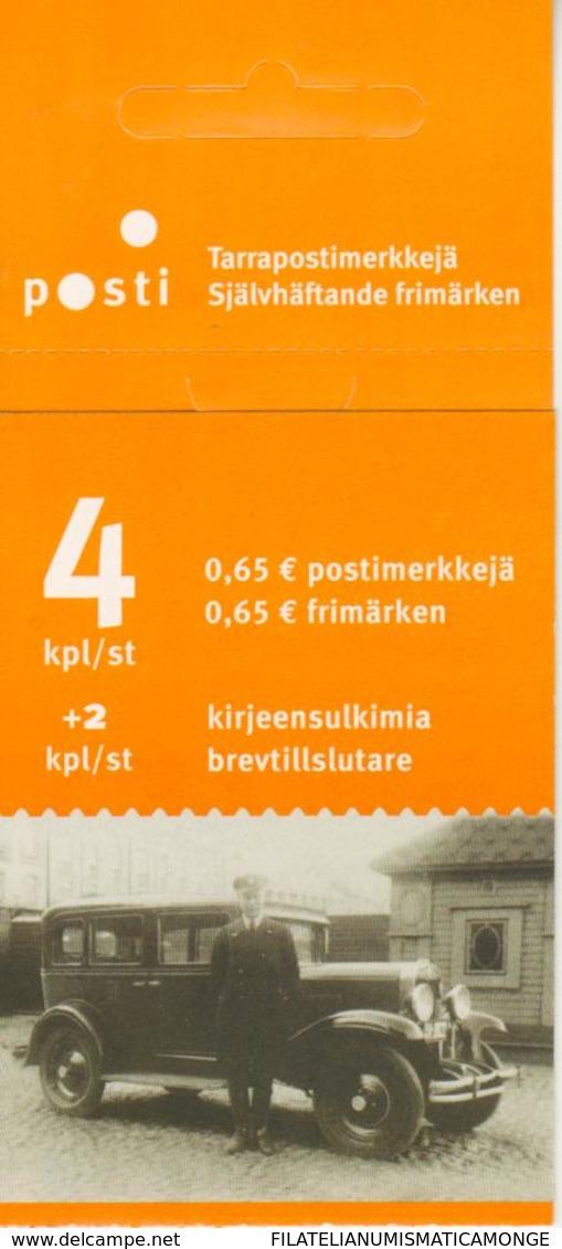 Finlandia 2006  Yvert Tellier  1741.C Taxi Crn ** - Unused Stamps