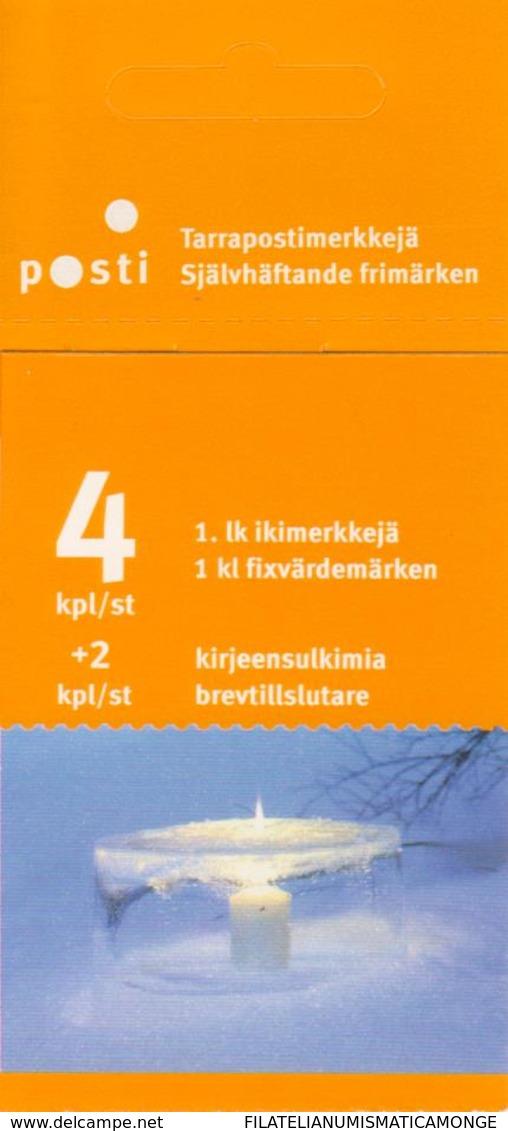 Finlandia 2006  Yvert Tellier  1781/84C. Arte Del Hielo Crn ** - Finland