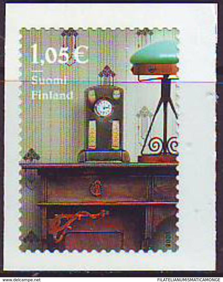 "Finlandia 2008  Yvert Tellier  1871 Arte ""noveau"" ** - Unused Stamps"