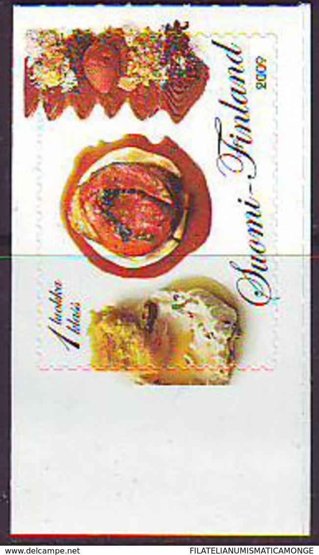 Finlandia 2009  Yvert Tellier  1927 Pascua'09/adh.de Carnet ** - Ungebraucht