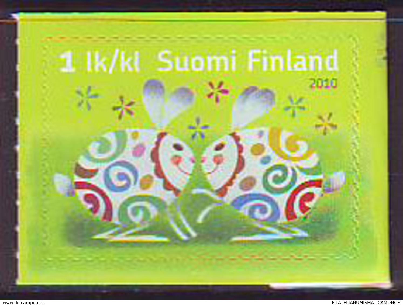 Finlandia 2010  Yvert Tellier  1979 Pascua 2010 ** - Unused Stamps