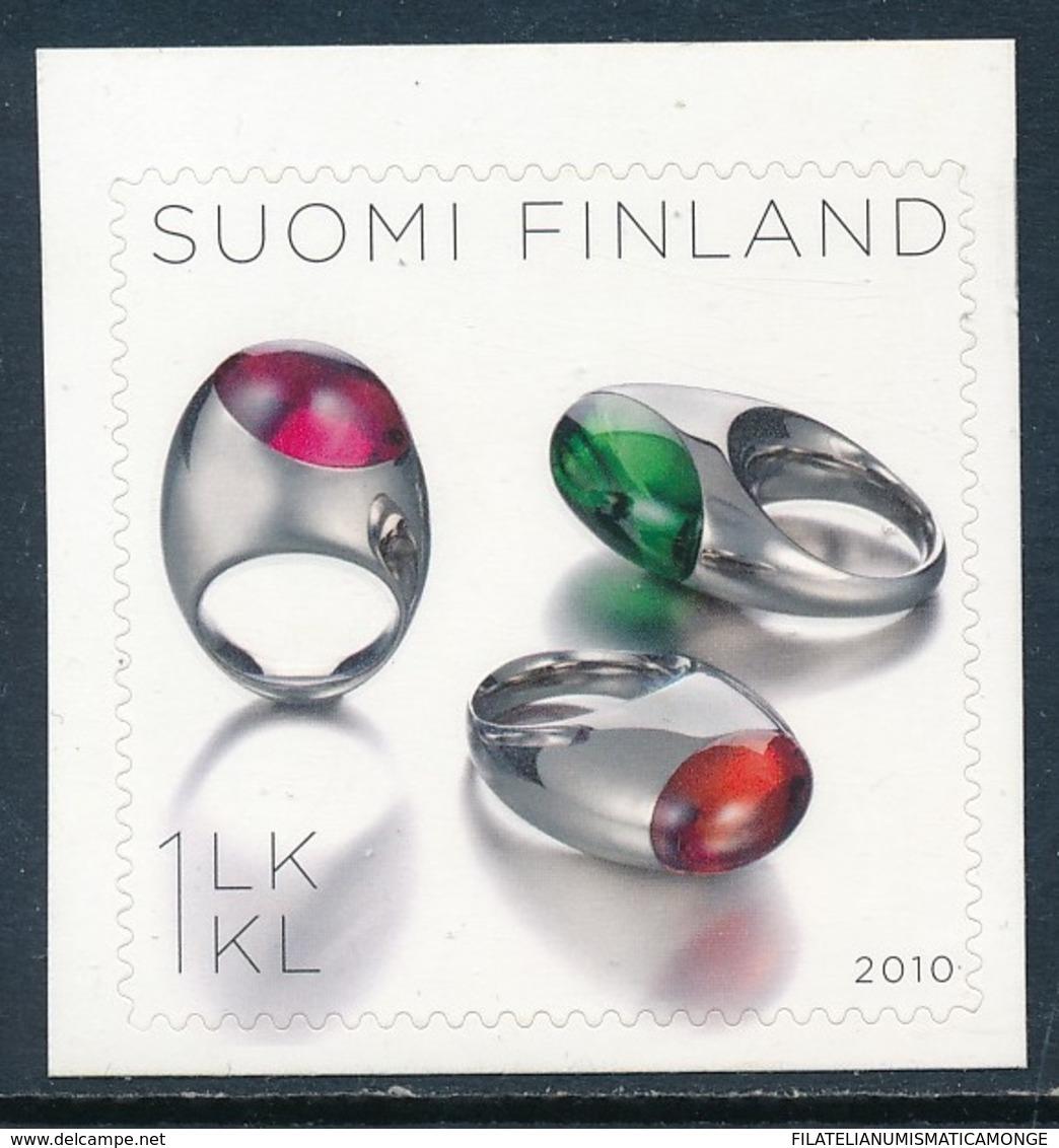 Finlandia 2010  Yvert Tellier  1978 Anillos ** - Finland
