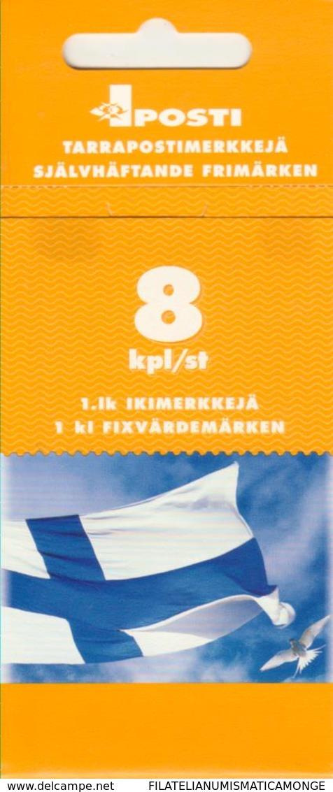 Finlandia 2002  Yvert Tellier  1556.C Derechos Nacionales  ** - Finland
