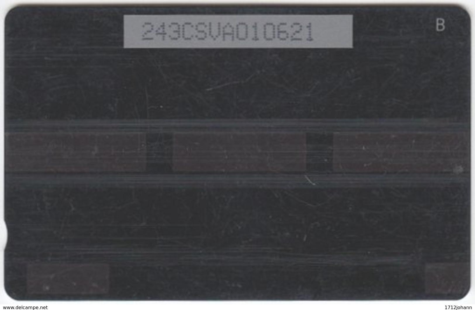 ST. VINCENT & GRENADINES A-052 Magnetic Cable & Wireless - Sport, Cricket - 243CSVA - Used - San Vicente Y Las Granadinas