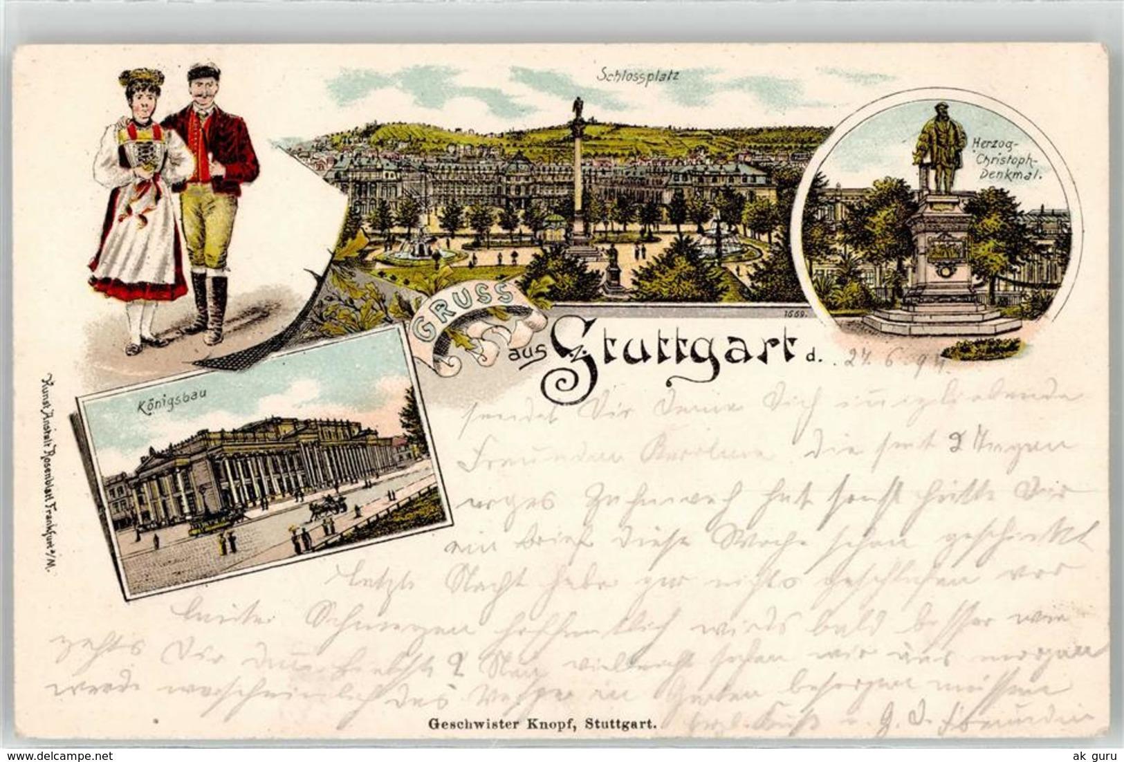 52631830 - Stuttgart - Stuttgart