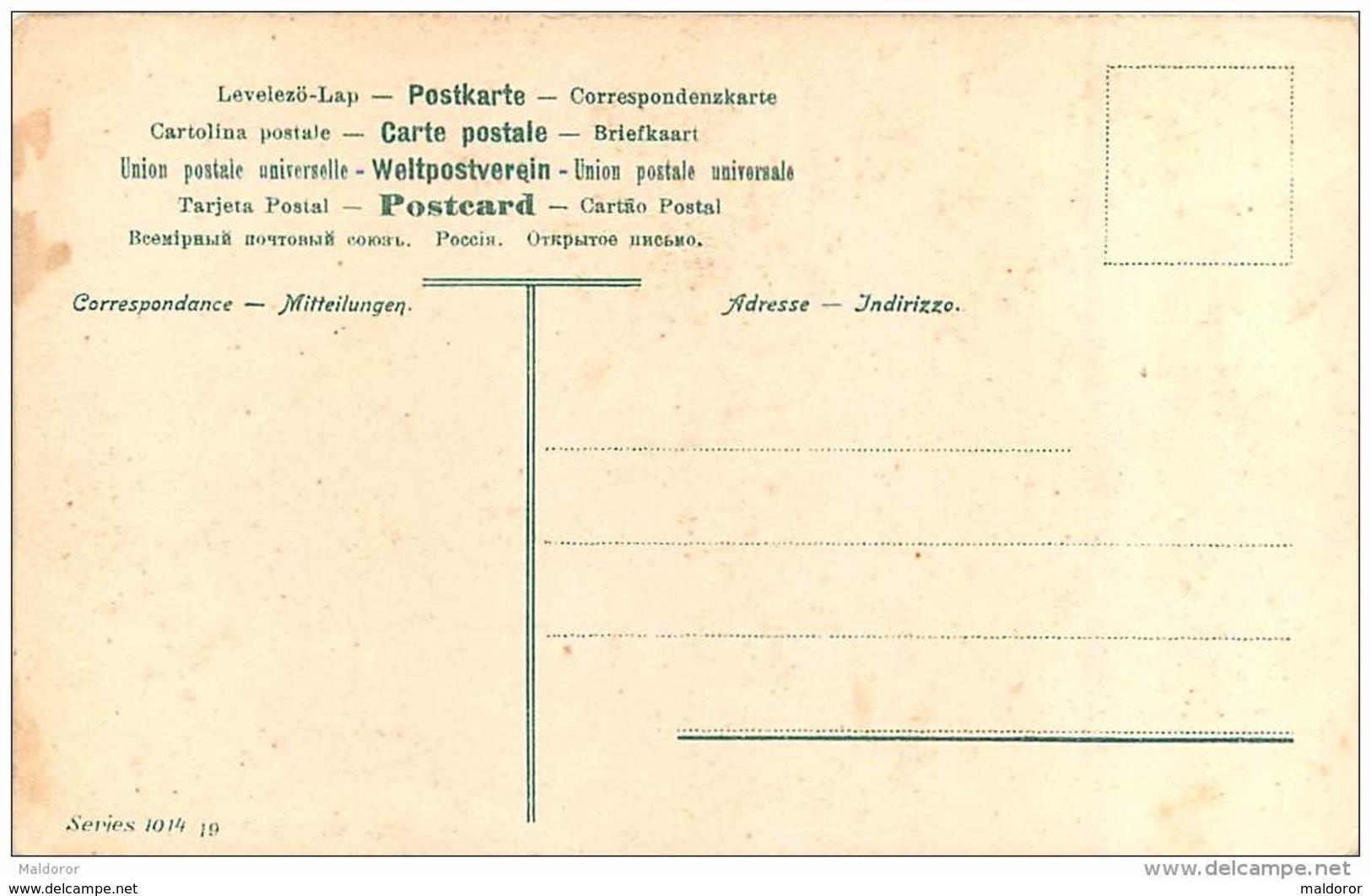 ANX1    140 .. TAUREAU  .LA  PUNTILLA     ESPAGNE CORRIDA. TOREADOR  1909 - Taureaux