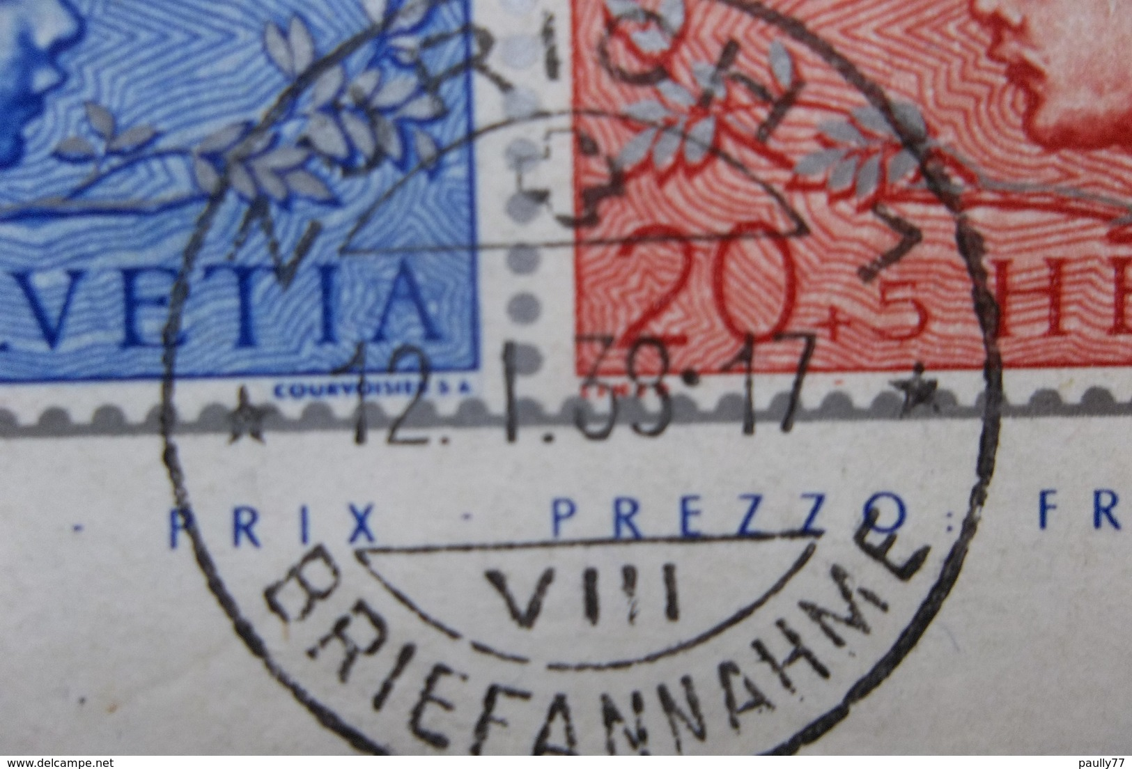 Helvetia: 1938 Rgt. S/S To Munchen-Flap Missing (#RV1) - Storia Postale