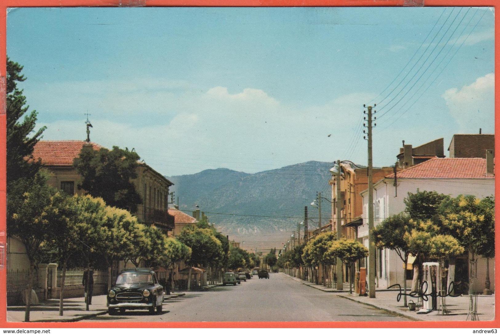 ALGERIA - ALGERIE - 19?? - Missed Stamp - Batna - Viaggiata Da ???? Per Tourcoing, France - Batna
