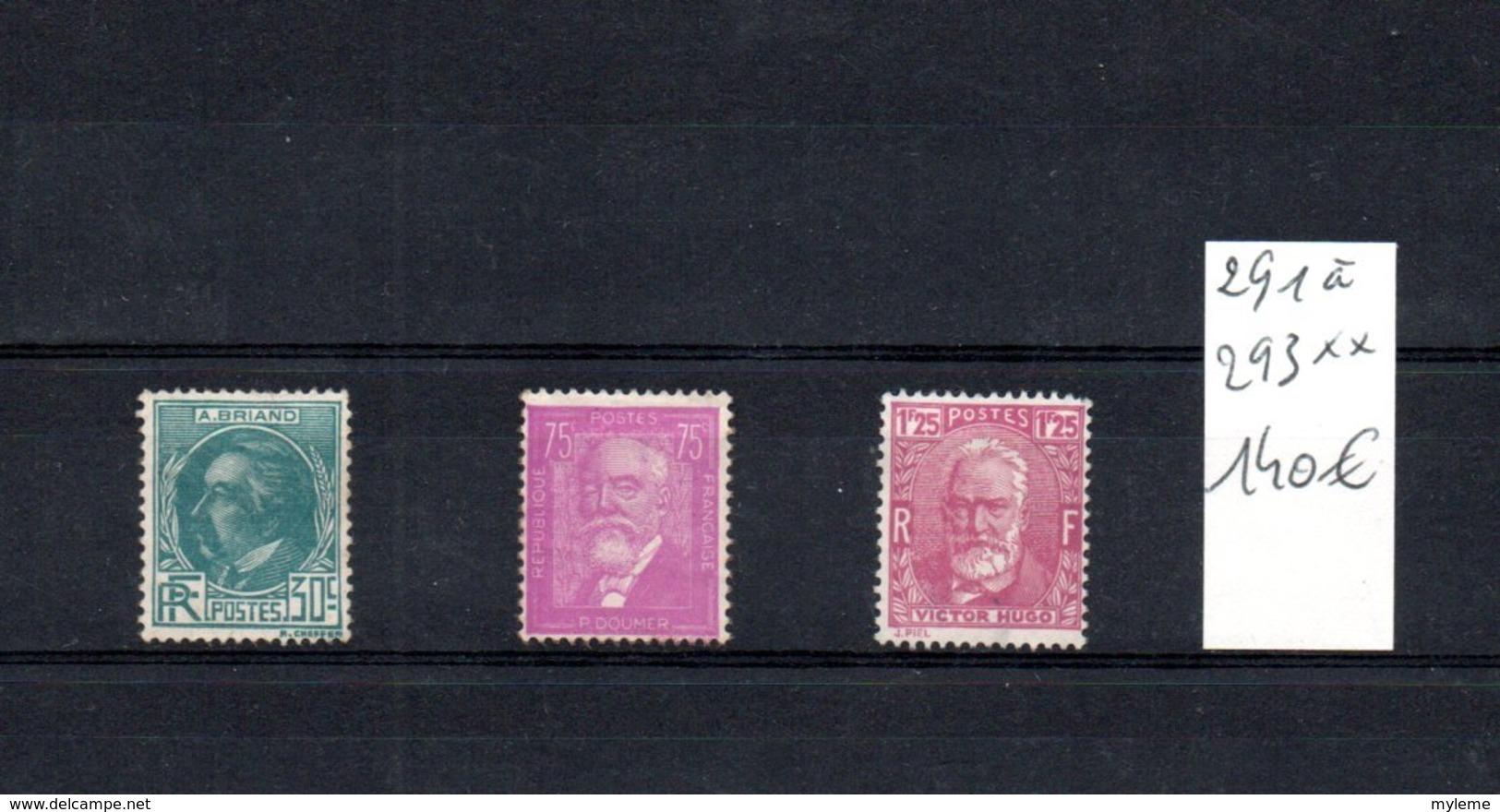Carton Dont France Fins De Catalogues PA + Préoblitérés + Timbres ** Années 40 + ...Voir Comm !!! - Stamps