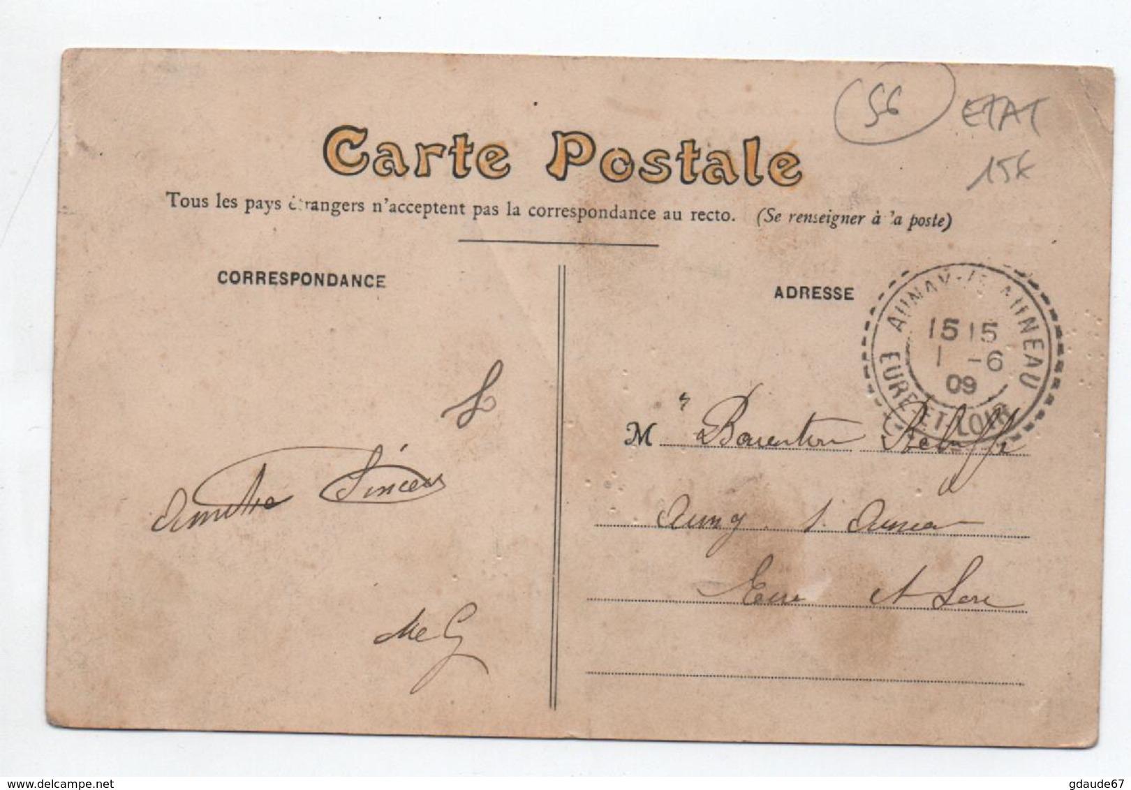 ILE DE GROIX (56) - LE MARCHAND DE BOUSES DE VACHES - LA BRETAGNE PITTORESQUE - Groix