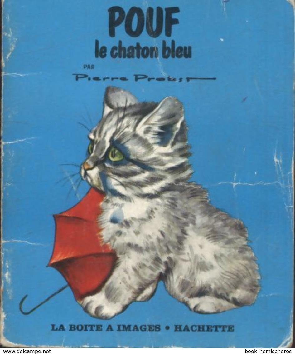Pouf Le Chaton Bleu De Pierre Probst (1974) - Libri, Riviste, Fumetti