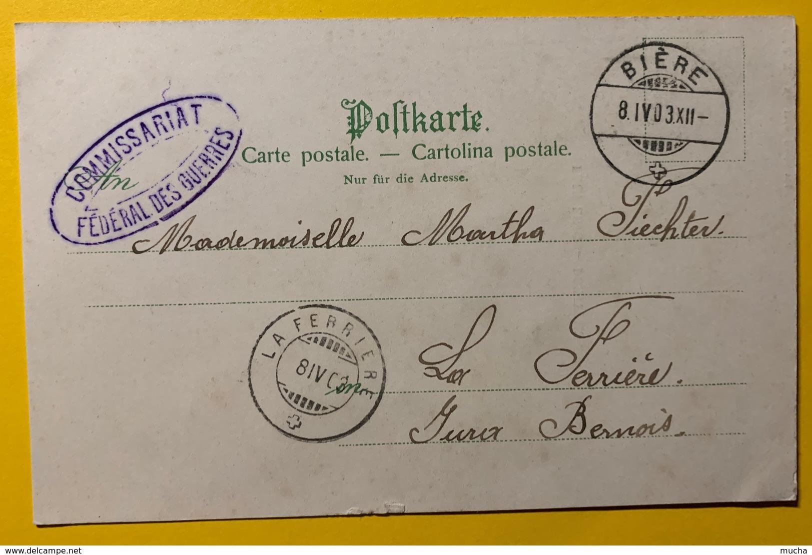 9246 - Rare Les 4 Saisons Scènes Campagnardes Dans Décor Floral Art Nouveau Le Printemps Marché à Genève - Suisse
