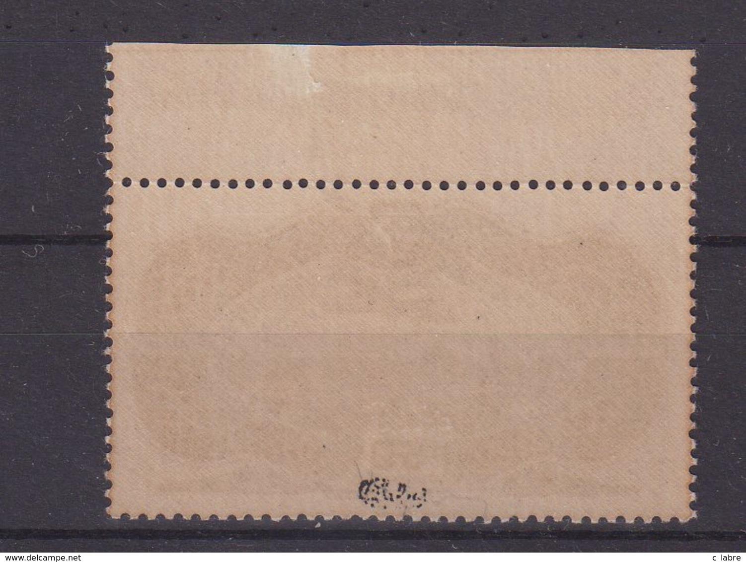 FRANCE : PA . N° 15 ** . HDF. SIGNE CALVES .  1936 . ( CATALOGUE YVERT )  . - Marcophilie (Timbres Détachés)