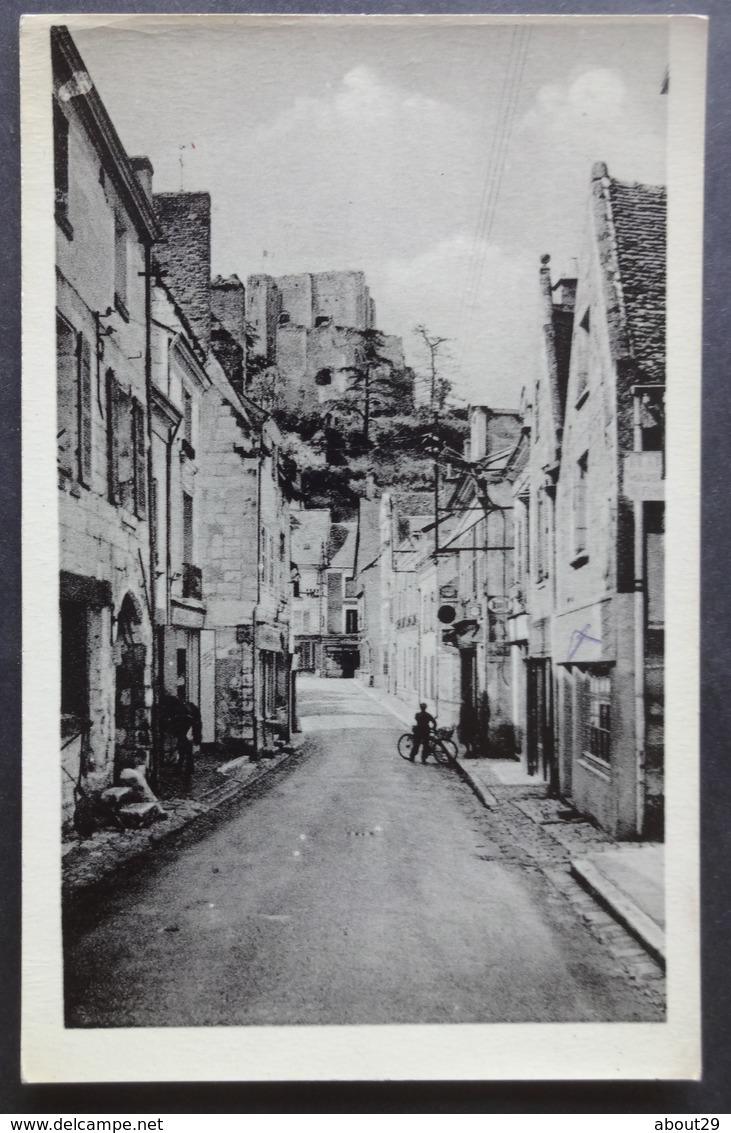 CPSM 41 MONTRICHARD - La Rue Du Pont  - Edit. CAP - Réf. A 246 - Montrichard