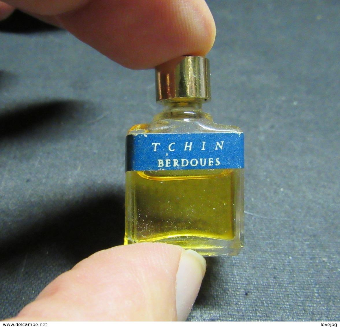 Miniature De Parfum TCHIN DE BERDOUES - Non Classés