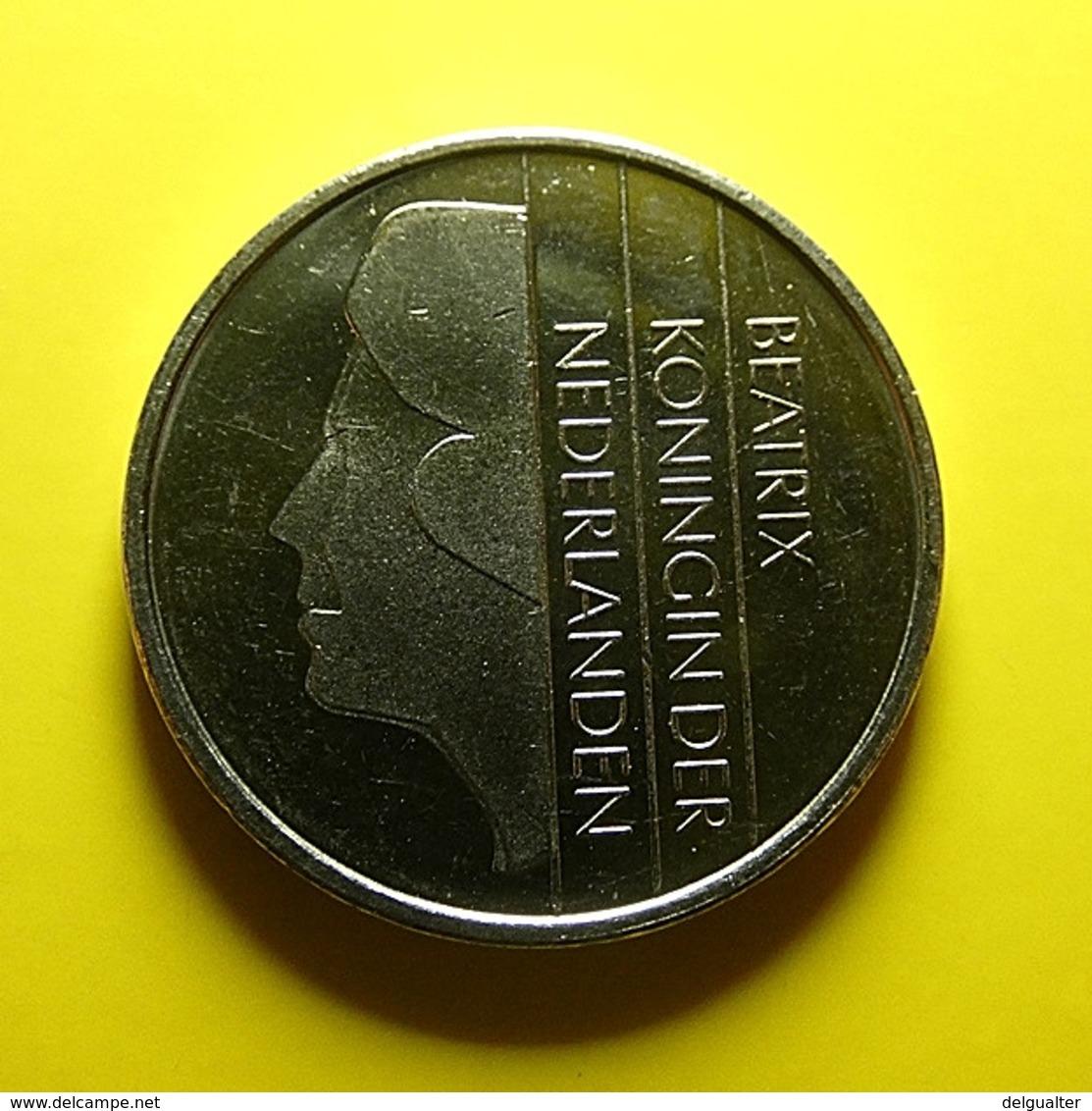 Netherlands 1 Gulden 1986 - 1980-…: Beatrix