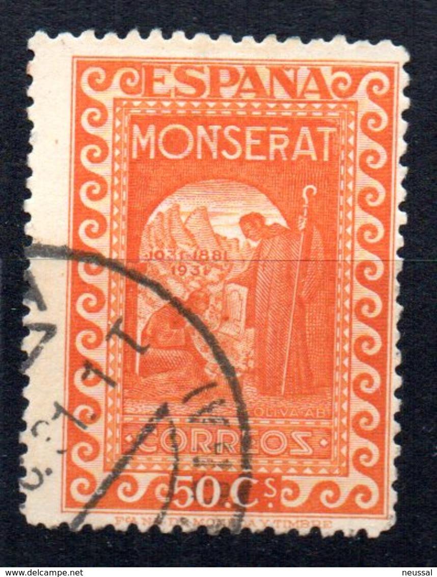 Sello Nº 645 España - Usados