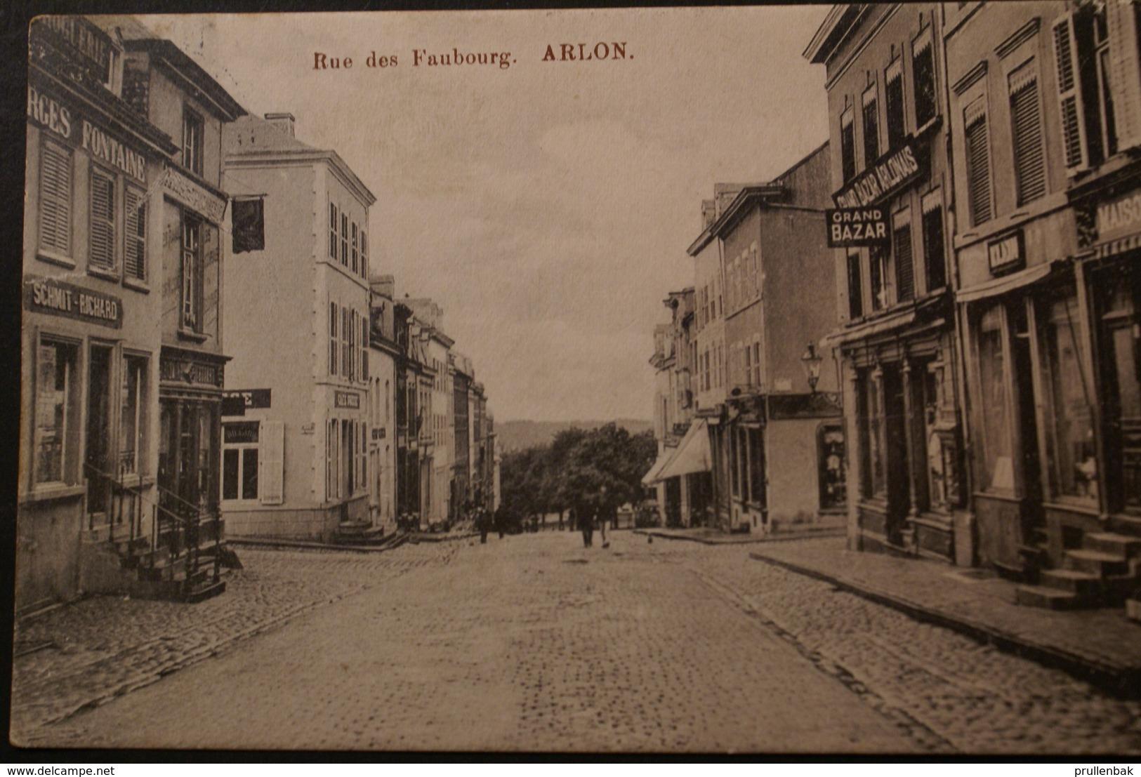 Arlon - Rue Des Faubourg - Arlon