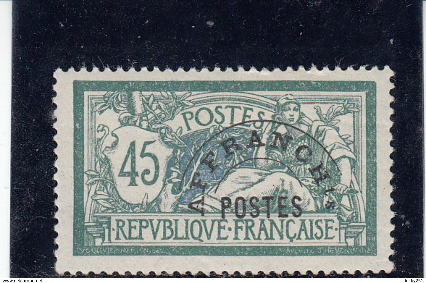 France - 1922-47 - Préobl. - Neuf**  - 44** - Type Mercure - Preobliterati