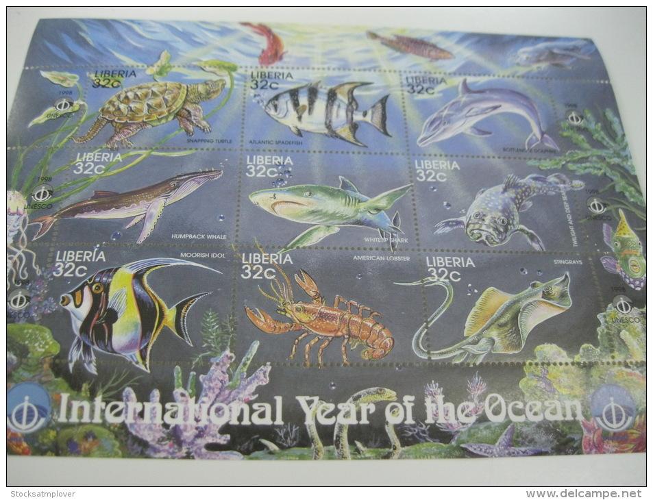 Liberia-Fish-Marine Life - Fische