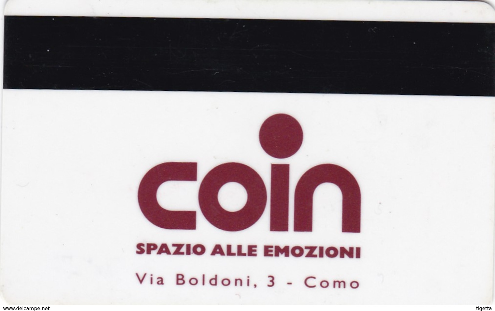 CITTA DI COMO SERVIZI URBANI CARD PARCHEGGI - Tickets - Entradas