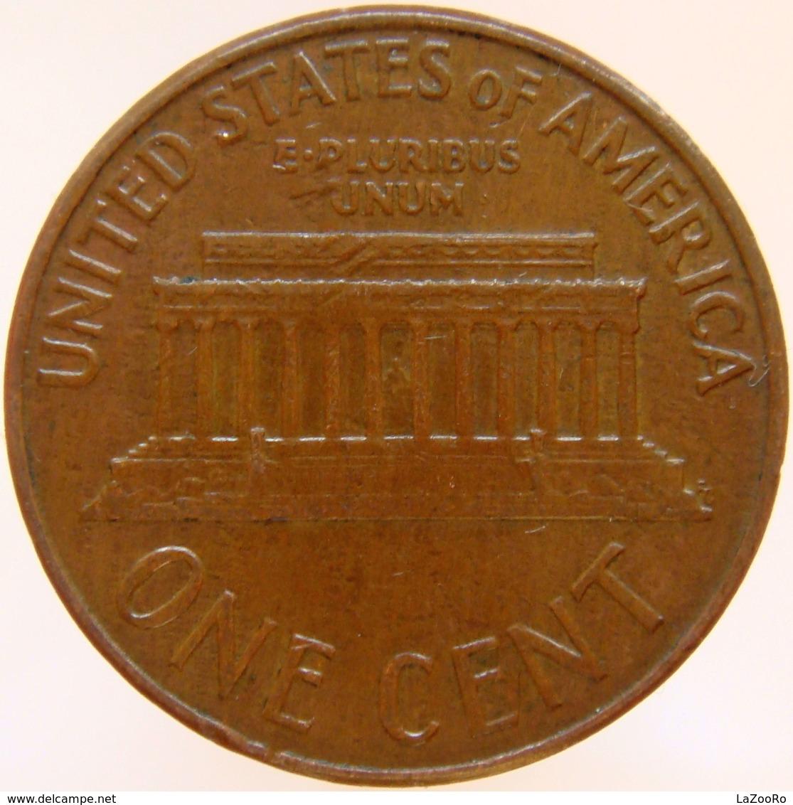 United States Of America 1 Cent 1961 D XF - Emissioni Federali