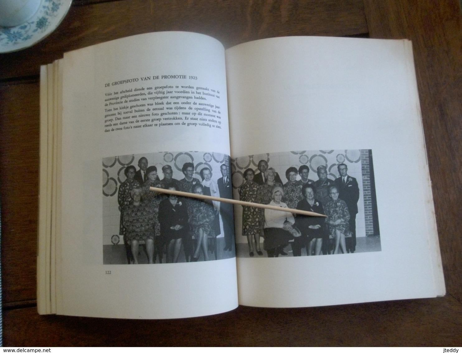 FEEST BUNDEL  PROVINCIAAL INSTITUUT   VOOR   VERPLEEGKUNDE  1971   GENT - Historische Documenten