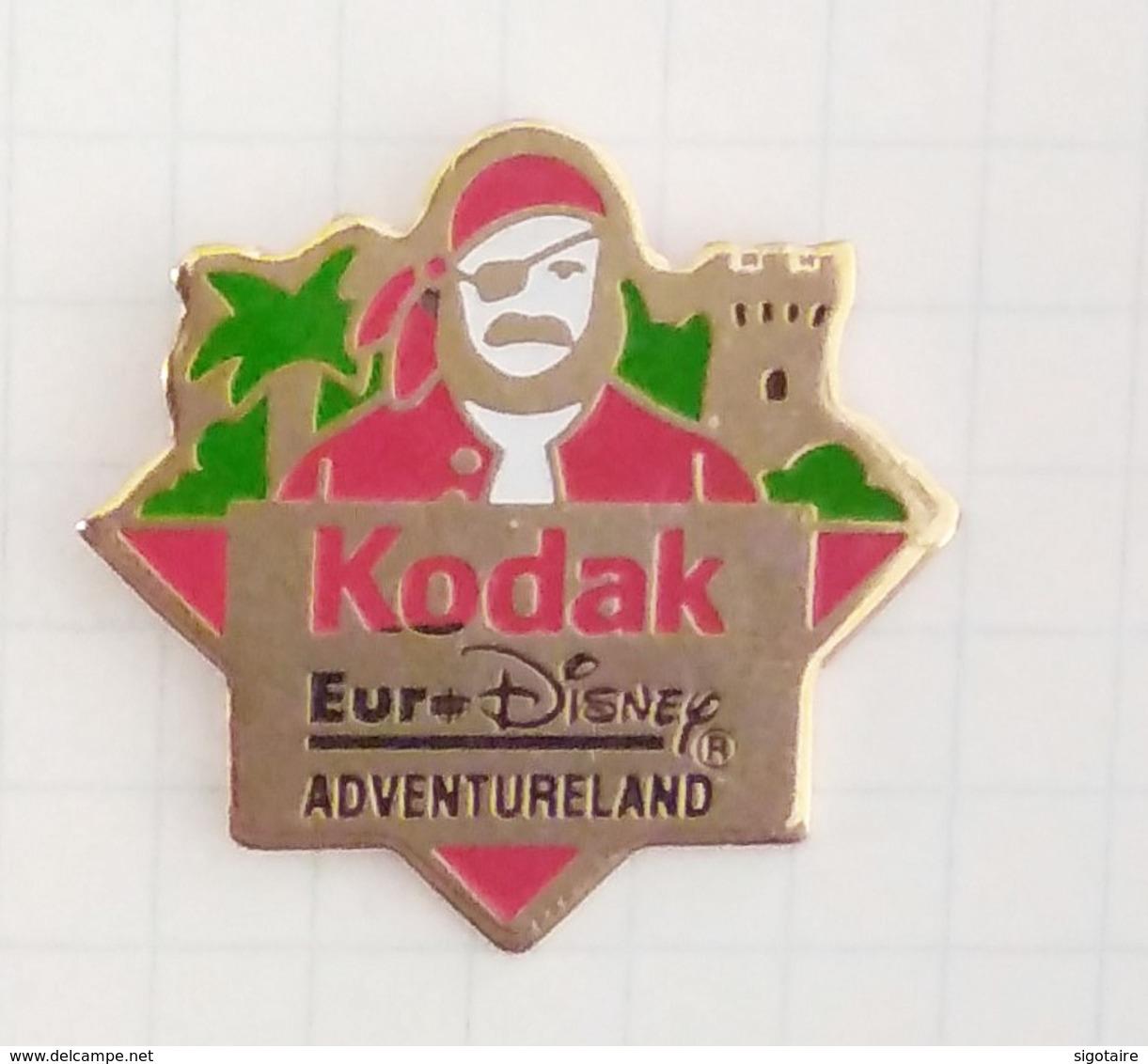 Kodak - EuroDisney - Adventureland - Disney