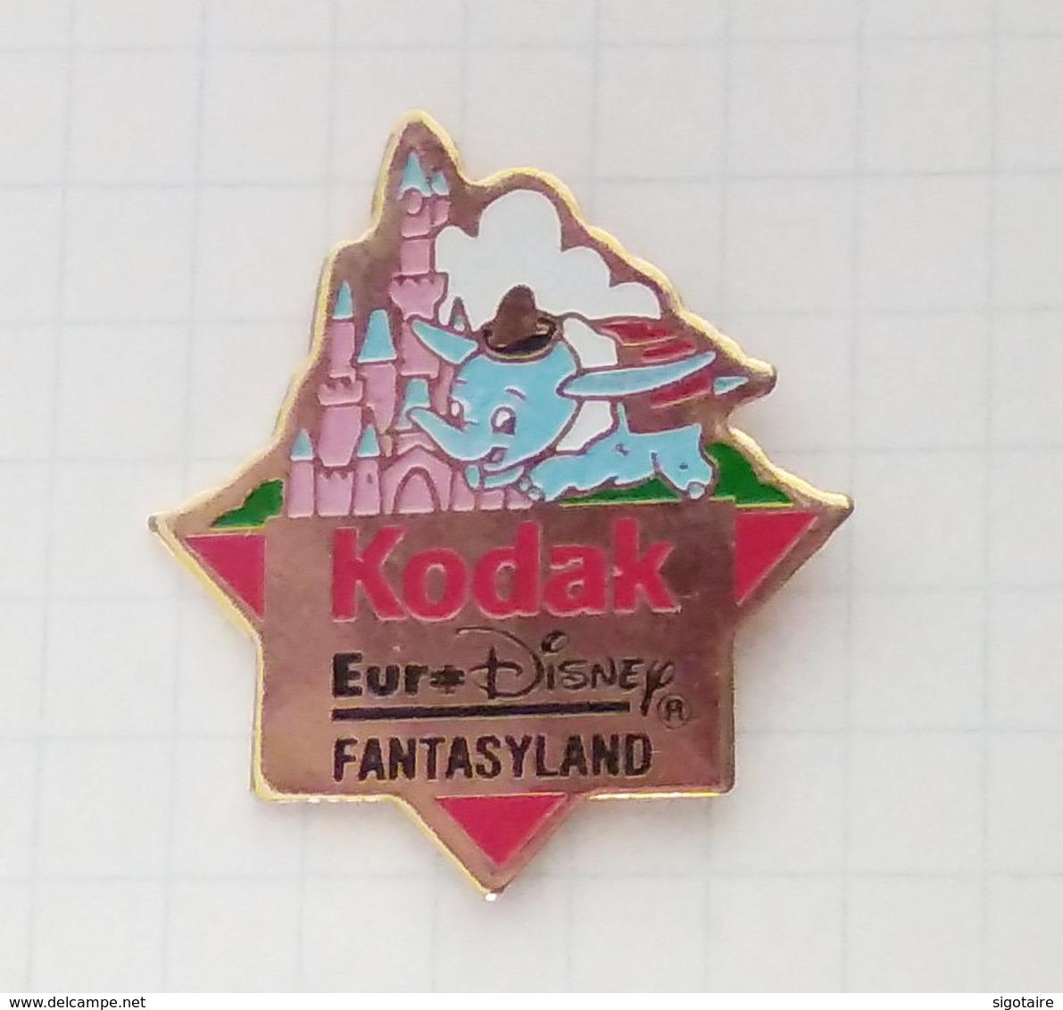 Kodak - EuroDisney - Fantasyland - Disney