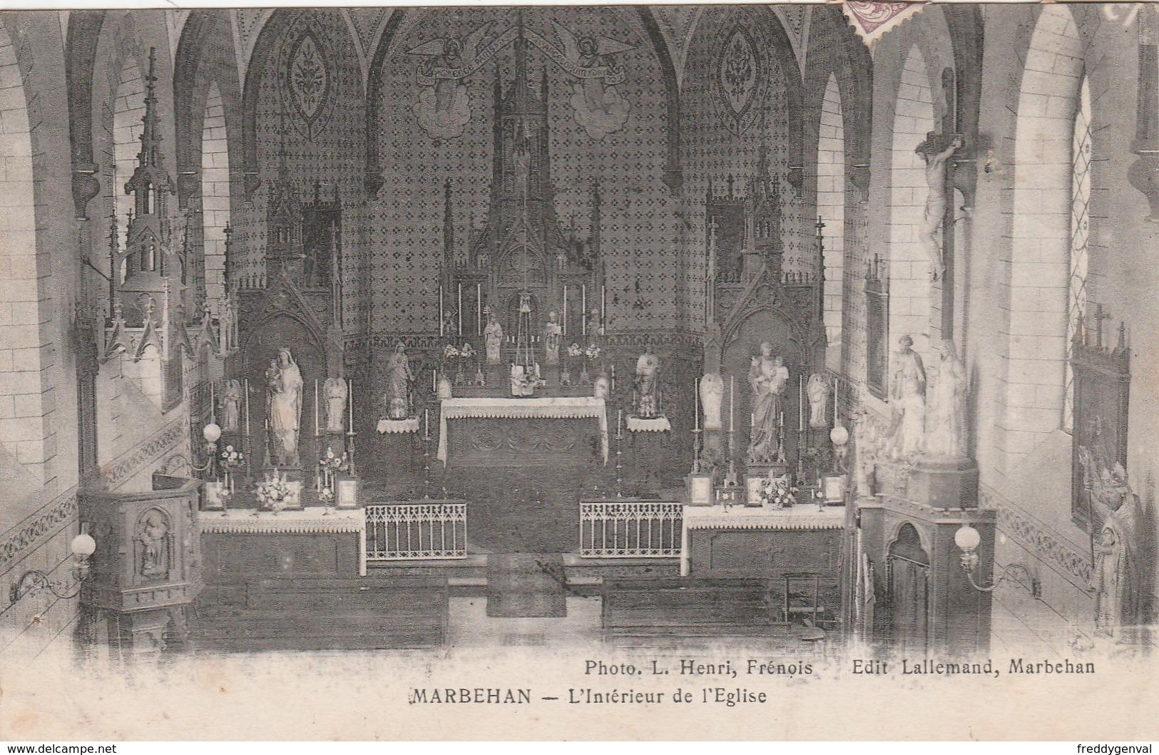 MARBEHAN - Etalle