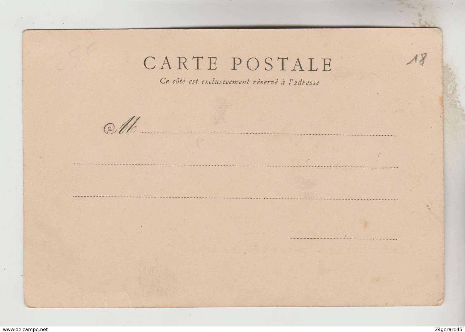 CPA PIONNIERE AUBIGNY SUR NERE (Cher) - Rue Du Prieuré, Côté De L'Eglise - Aubigny Sur Nere