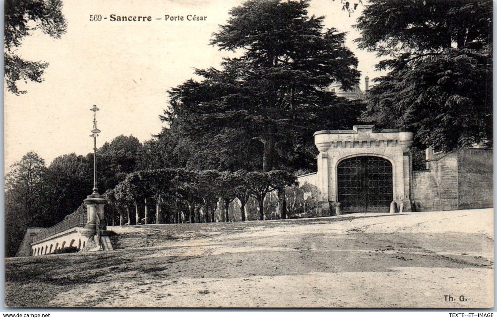 18 SANCERRE - Porte César [REF/S010869] - Sancerre