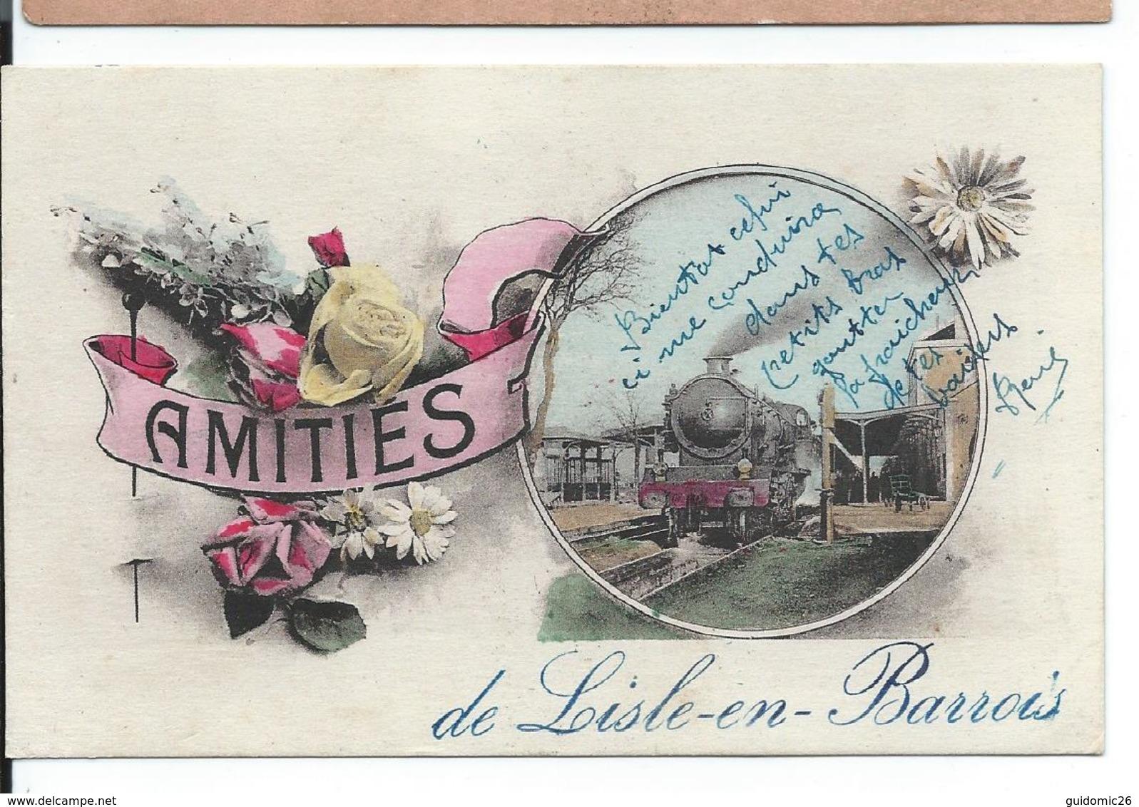 Lisle En Barrois , Amitiés - France