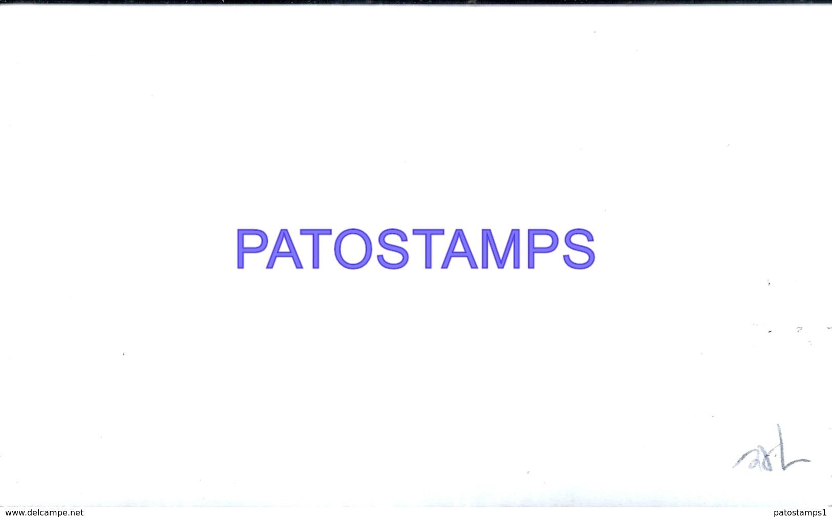 125421 ARGENTINA CHACO COSTUMES NATIVE CAZADORES HUNTER PHOTO NO POSTAL POSTCARD - Photographie
