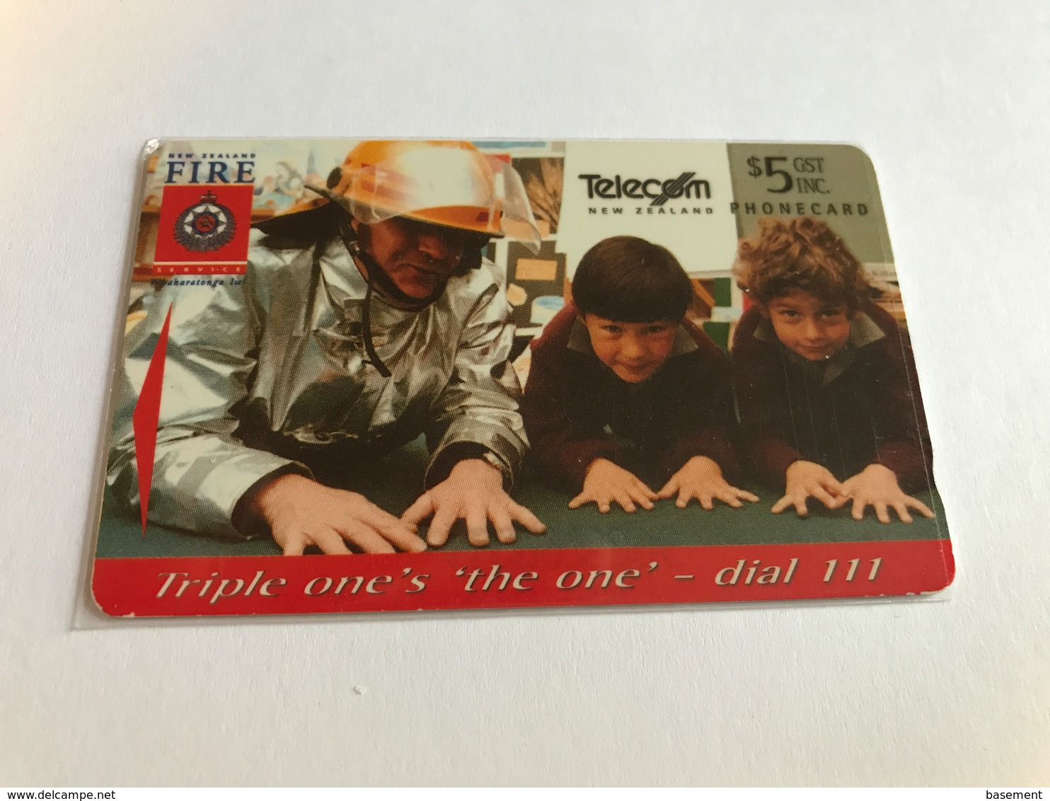 New Zealand - Low Issue Phonecard - Neuseeland