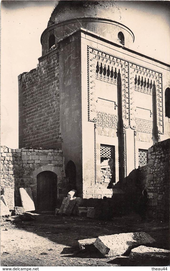 ¤¤   -   SYRIE   -   Carte-Photo   -  ALEP   -  Vieille Mosquée   -   ¤¤ - Syrië