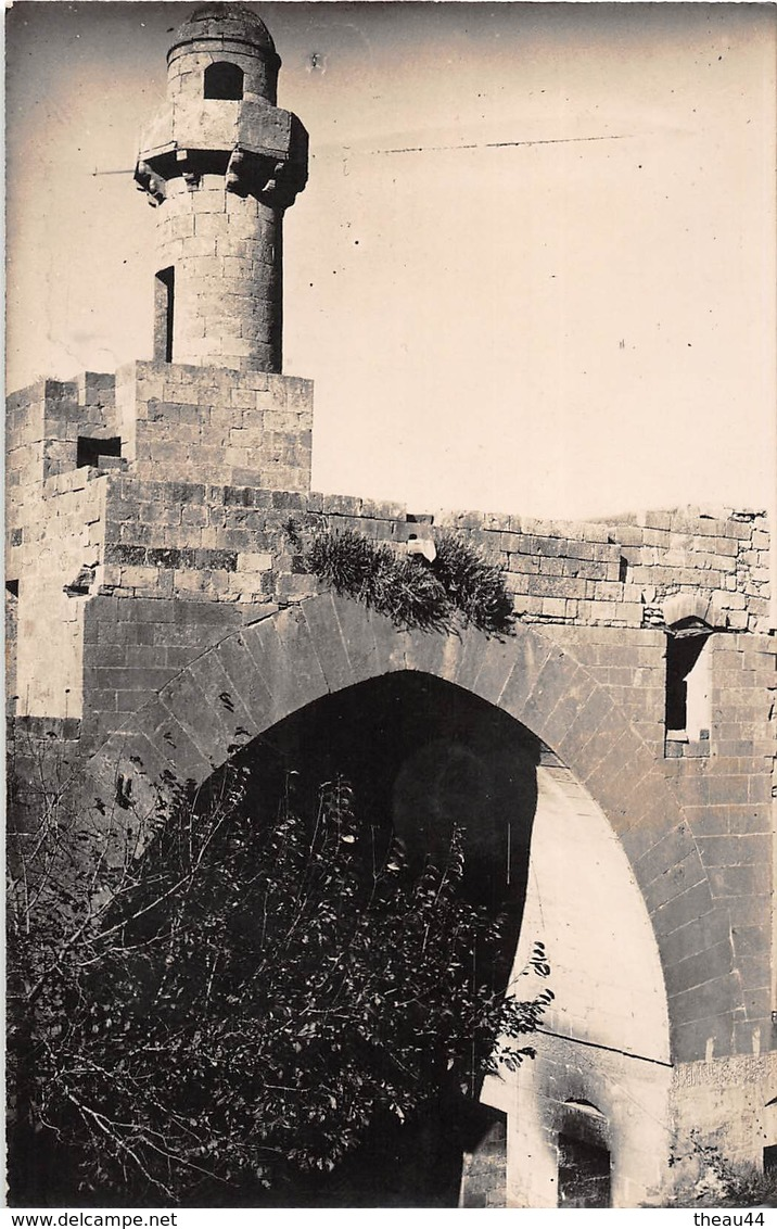 ¤¤   -   SYRIE   -   Carte-Photo   -  ALEP   -  Une Mosquée    -   ¤¤ - Syrië