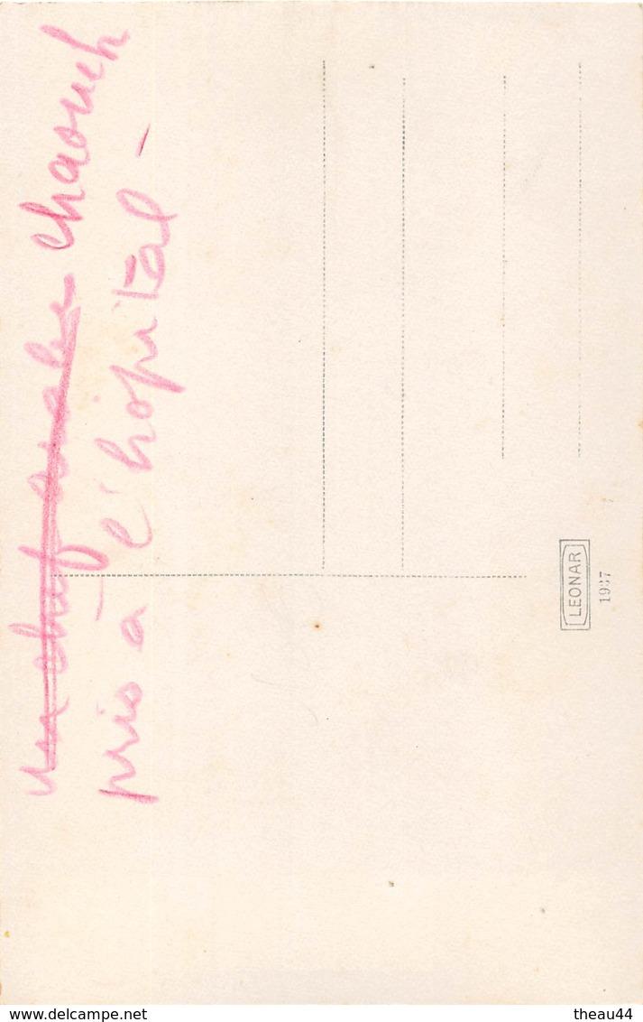 ¤¤   -   SYRIE   -   Carte-Photo   -  ALEP   -  Chaouch Pris à L'Hôpital    -   ¤¤ - Syrië