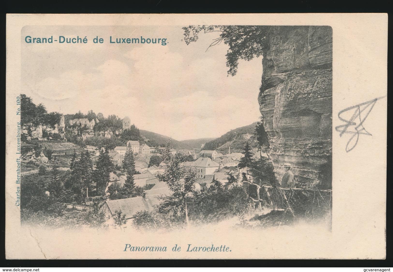 PANORAMA DE LAROCHETTE - Larochette