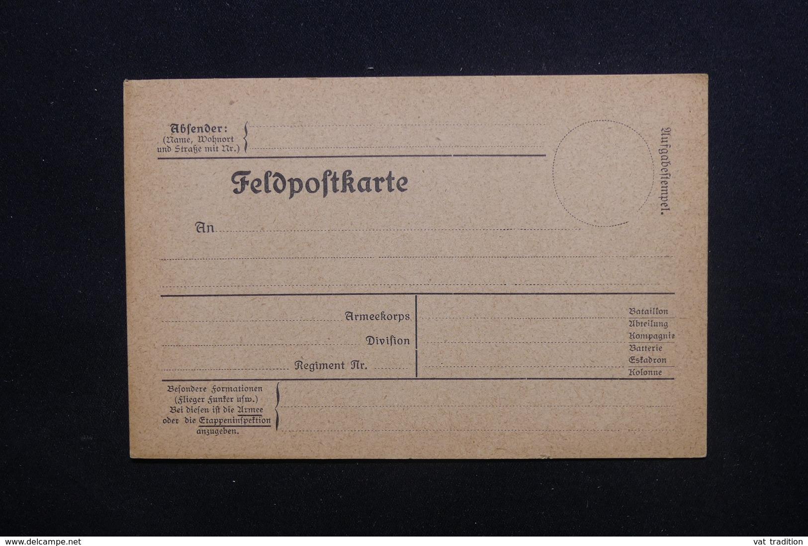 ALLEMAGNE - Carte FM écrite Au Verso - L 48682 - Germany