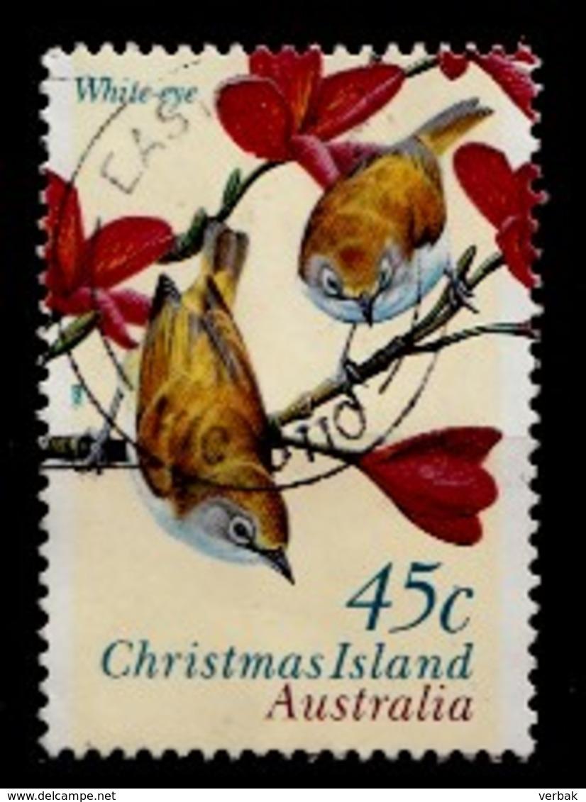 Christmas Island 1996 Mi.nr.:421 Einheimische Vögel  Oblitérés / Used / Gestempeld - Christmas Island