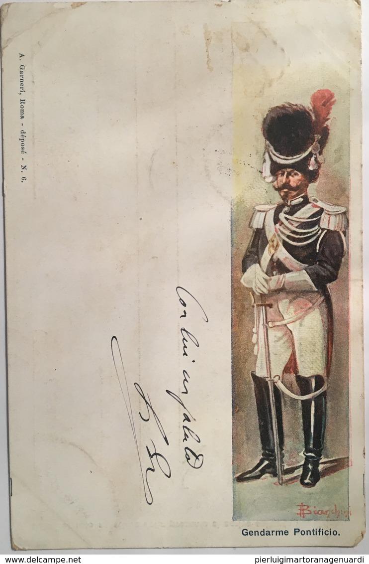 30108 Gendarme Pontificio - Uniformi