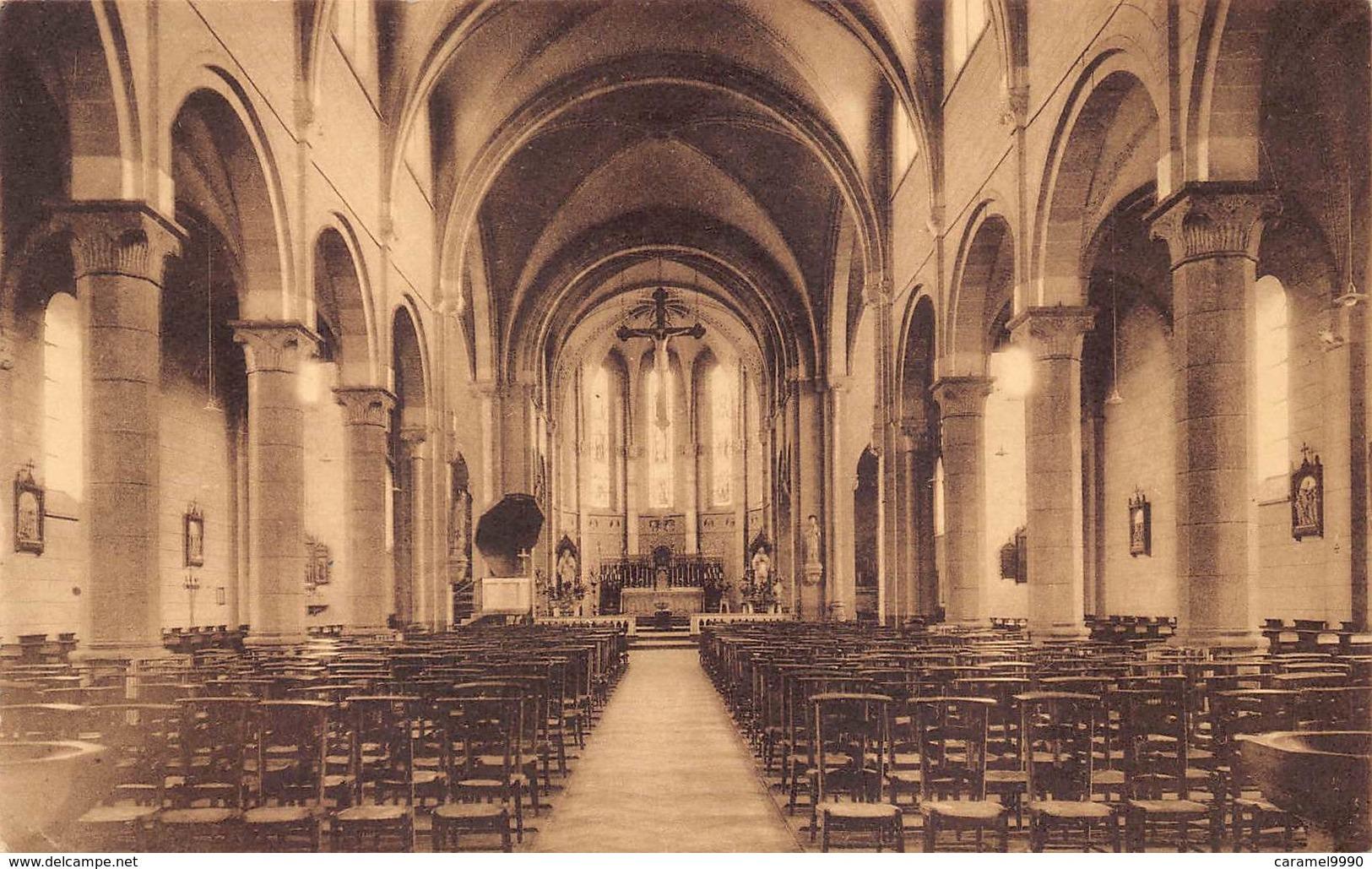 Overpelt  Binnenzicht Der Kerk         M 1652 - Overpelt