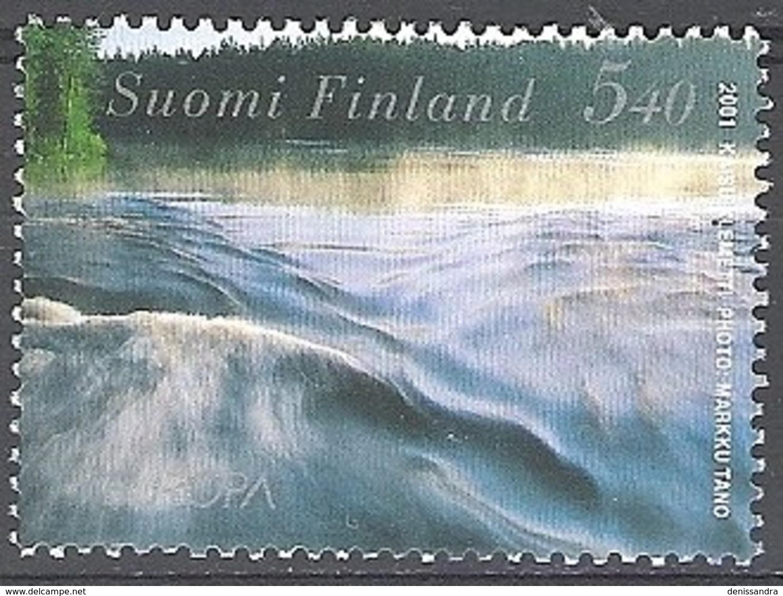 Finland 2001 Michel 1566 Neuf ** Cote (2015) 4.00 Euro Europa CEPT L'eau Richesse Naturelle - Finlande