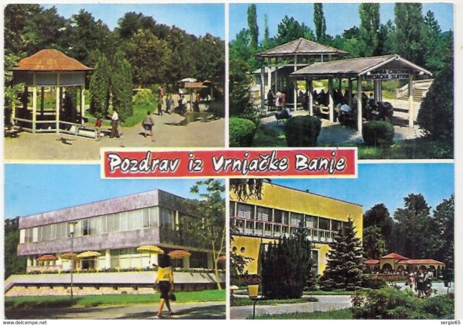 Vrnjacka Banja-not Traveled FNRJ - Serbie