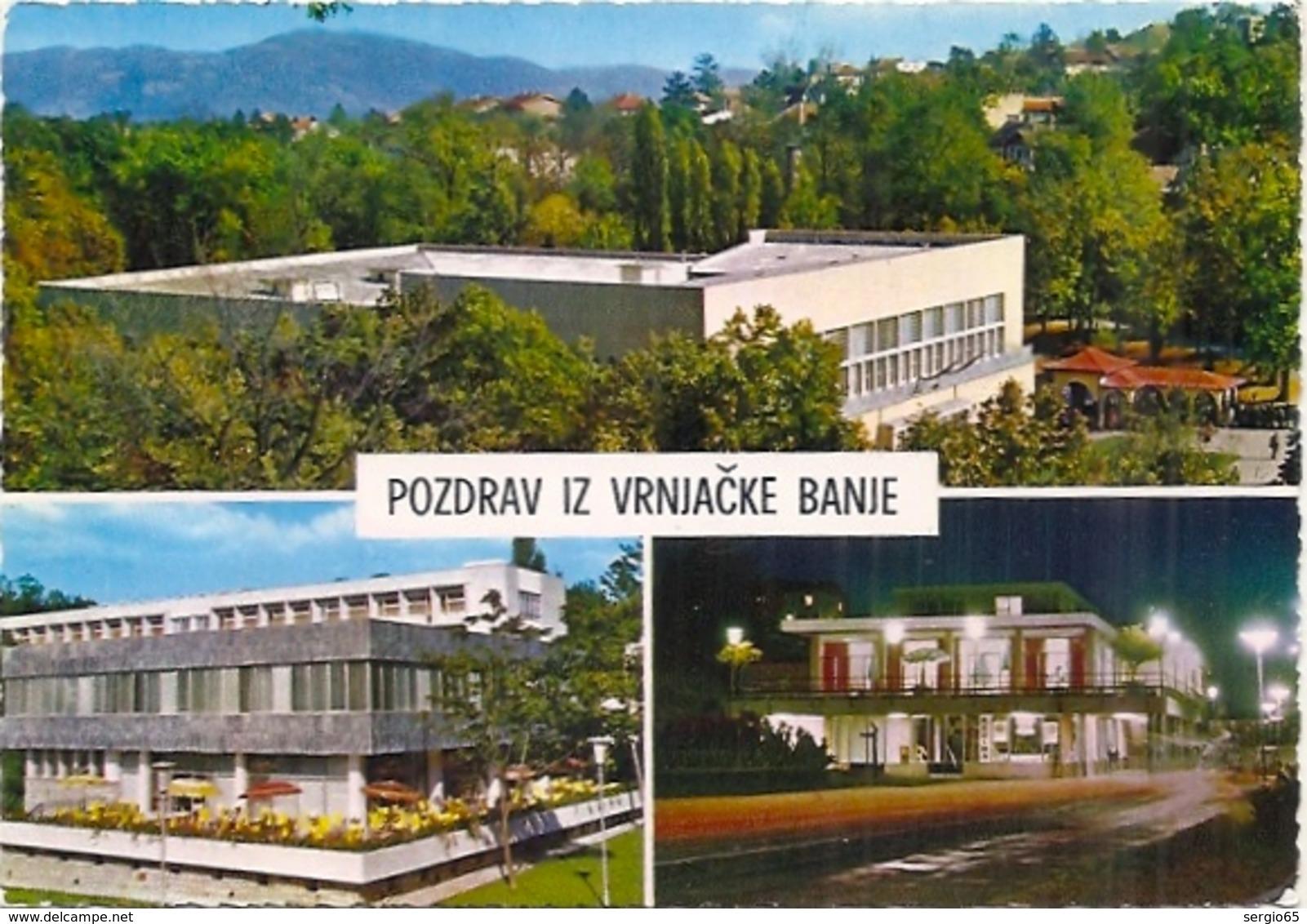 Vrnjacka Banja- Traveled FNRJ - Serbie