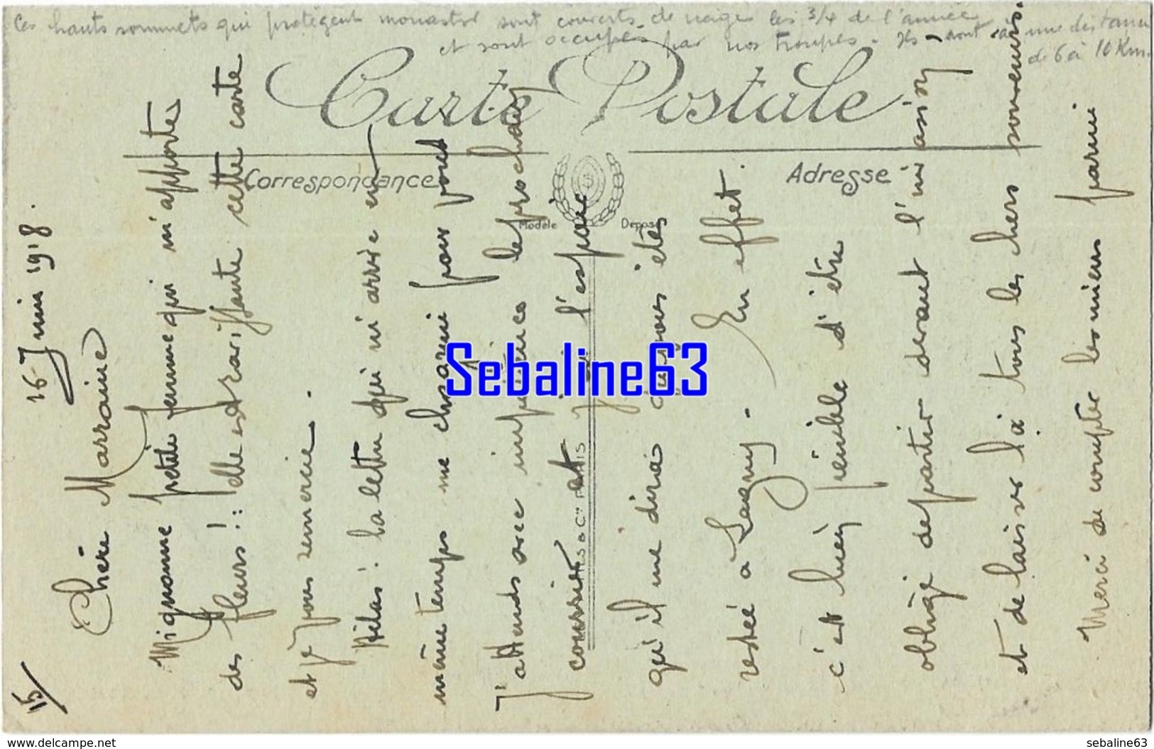 Monastir - Un Jour De Foire - 1918 - Serbie