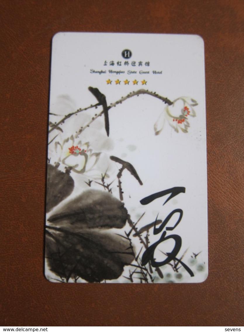 Shanghai Hongqiao State Guest Hotel - Cartas De Hotels