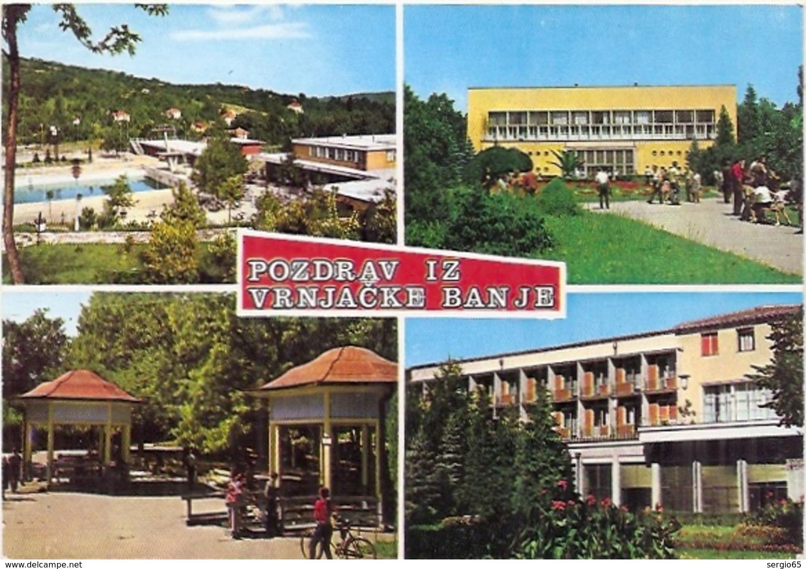 Vrnjacka Baanja- Traveled FNRJ - Serbie